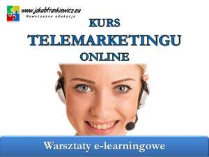 Kurs telemarketingu online