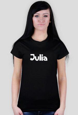 Koszulka z imieniem – damska