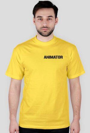 Koszulka męska – Animator01