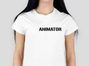Koszulka damska – Animator02