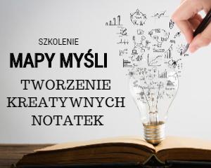 Mapy myśli: Tworzenie kreatywnych notatek (warsztaty e-learningowe)