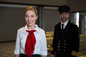 Stewardessa – opis zawodu