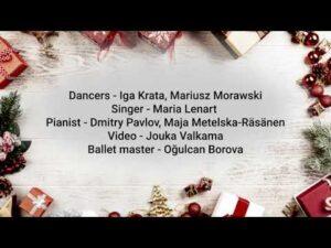 Ambasada RP w Helsinkach – koncert polskich artystów z Fińskiej Opery Narodowej i Baletu