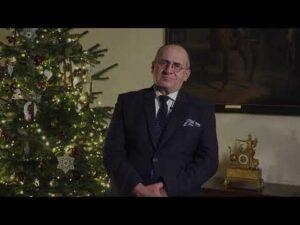 KG RP W Lyonie, Boże Narodzenie 2020 / Noël 2020
