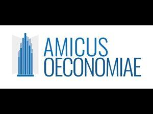 Ceremonia wręczenia nagrody Amicus Oeconomiae 2020
