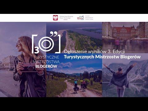 3. Turystyczne Mistrzostwa Blogerów. Poznaj laureatów!