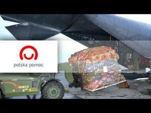 Polska pomoc humanitarna dla Iraku – 6 stycznia 2021 r.