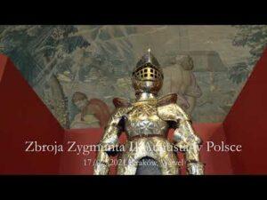 Zbroja Zygmunta II Augusta w Polsce