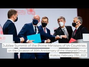 Jubilee Summit of the Prime Ministers of V4 countries