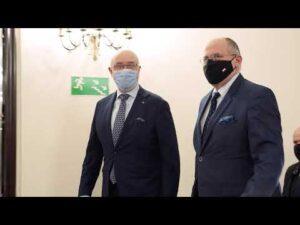 Wizyta w Warszawie wicepremiera Ukrainy Ołeksija Reznikowa