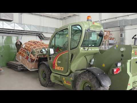 Polska pomoc humanitarna dla Regionu Kurdystanu Republiki Iraku – 8 lutego 2021 r.