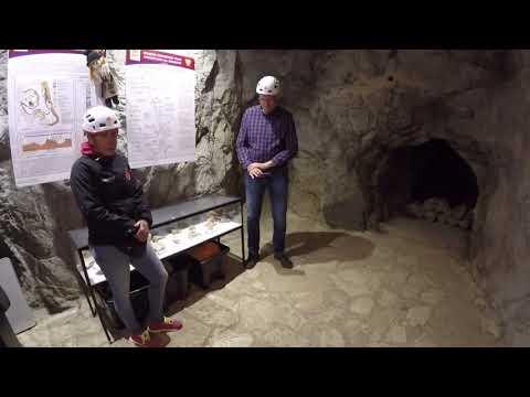 Z wizytą Podziemnej Trasie Turystycznej na Kadzielni