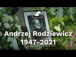Read more about the article Andrzej Rodziewicz |1947 – 2021|