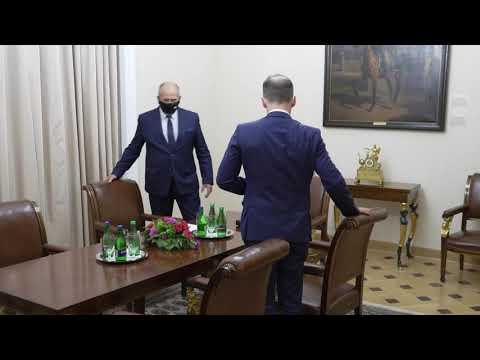 Read more about the article Konsultacje szefów dyplomacji Polski i Niemiec