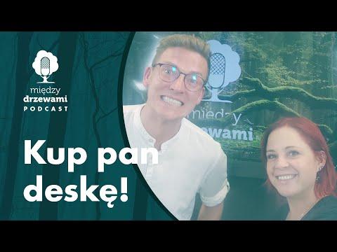 Read more about the article Między Drzewami #79 Kup pan deskę! O sprzedaży drewna [Marcin Poniecki] | PODCAST