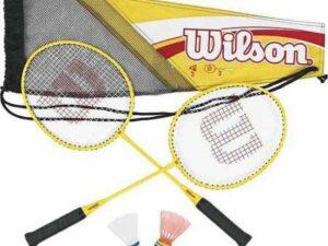 Badminton wilson set junior kit