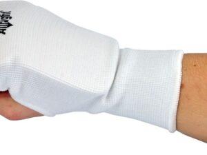 Napięstnik elastyczny allright biały