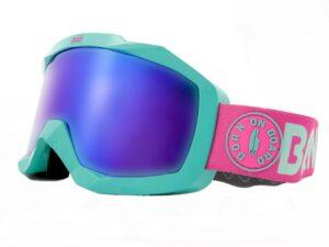 Gogle narciarskie / snowboardowe bob bubble mint