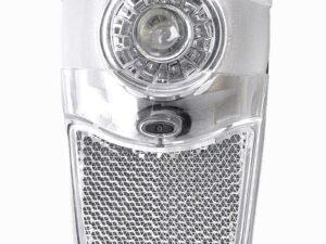 Lampa przednia xc light – 779 na baterie, 1 super led, 2 funkcje