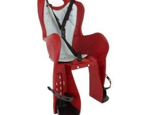 Fotelik elibas p mocowanie na bagażnik czerwony