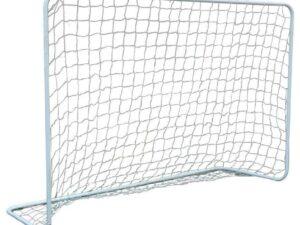 Bramka do piłki nożnej stalowa 180cm axer a0132