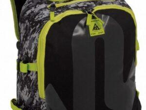 K2 jr varsity backpack boys black-lime