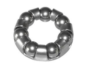 Koszyk kulek piasty tył 1/4″x7 ti-666
