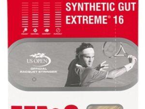 Naciąg wilson extreme synthetic gut 16l z9253