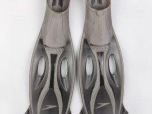 Płetwy speedo quest fins grey-blue