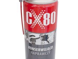 Płyn wielofunkcyjny cx-80 500 ml z aplikatorem