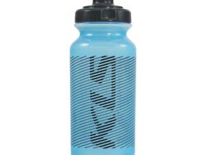 Bidon kelly's mojave 0,5 l transparent niebieski
