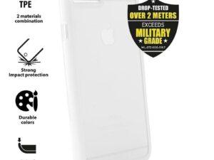 Puro impact pro flex shield – etui iphone 6/6s (biały)