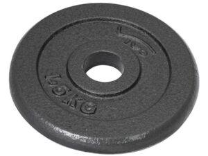 Obciążenie żeliwne czarne 1.5kg vivo
