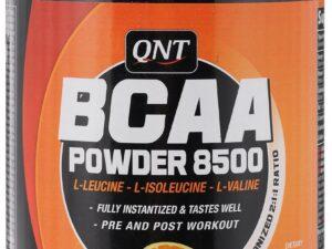 Aminokwasy qnt bcaa powder 8500 350g smak pomarańczowy