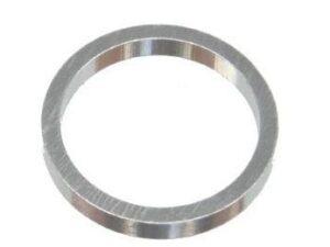 Podkładka pod stery 5 mm 1 1/8″ aluminiowa srebrna
