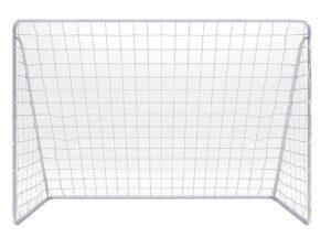 Bramka piłka nożna ogrodowa 3mx2m 300 biała