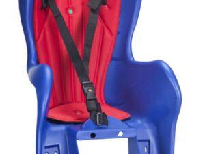 Fotelik elibas p mocowanie na bagażnik niebieski