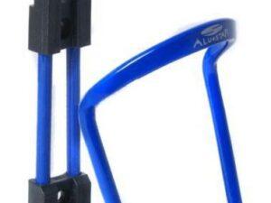 Koszyk bidonu alu-star niebieski