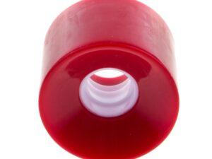 Kółko vivo 60×45 mm czerwone