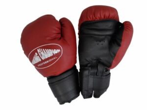 Rękawice bokserskie na rzep shin-do rb