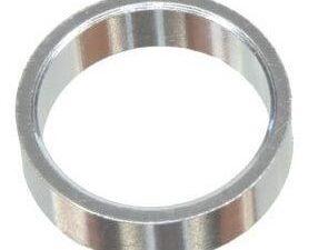 Podkładka pod stery 1 1/8″ 10 mm srebrna