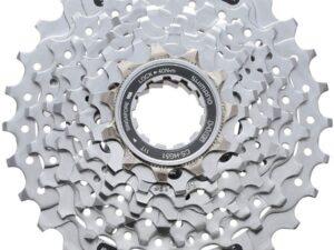 Kaseta shimano alivio cs-hg51 8-rzędowa 11-32t srebrna