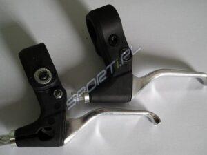 Dźwignie hamulca v-brake aluminium-plastik para