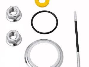 Komponenty do piasty shimano nexus sg-3c41 3-rzedowa popyczacz-podkładka-nakrętka-kapa