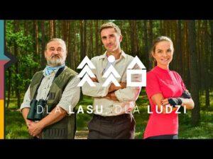 Read more about the article DLA LASU, DLA LUDZI – spot promocyjny Lasów Państwowych