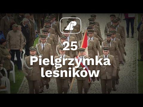 Read more about the article 25 Pielgrzymka leśników na Jasną Górę
