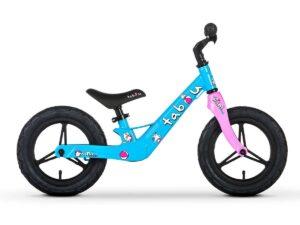 Rower tabou 12″ mini run blue – pink – white