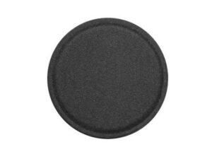 Samoprzylepna metalowa płytka w skórzanej nakładce dla uchwytów magnetycznych 40 mm metal iron plate