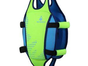 Aquasphere kamizelka swim vest st134eu3141m 15-18kg bright green-light blue