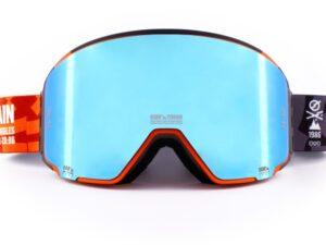 Gogle narciarskie / snowboardowe bob osom terrain
